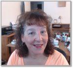 Linda framed in grey