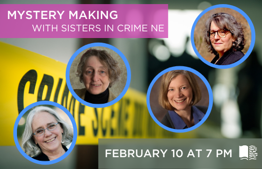 Advertising the February 10th Mystery Making Event