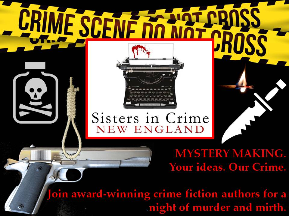 Advertising the SinCNE mystery making event on February 10