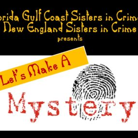 SW Florida Reading Festival Mystery Making March 6, 2021.